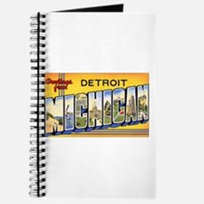 Detroit Michigan Journal