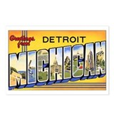 Detroit Postcards
