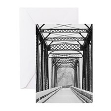 Funny Trail photo Greeting Cards (Pk of 10)