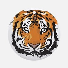 Tiger Ornament (Round)