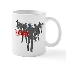 Kill The Zombies Mug