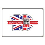 PhillyMINI 10th Anniversary Banner