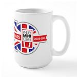 PhillyMINI 10th Anniversary Large Mug