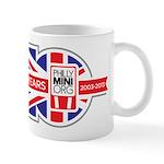 PhillyMINI 10th Anniversary Mug