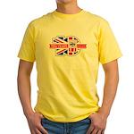 PhillyMINI 10th Anniversary Yellow T-Shirt