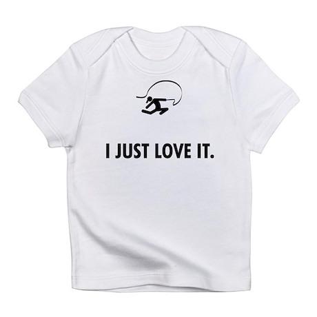 Rhythmic Gymnastic Infant T-Shirt