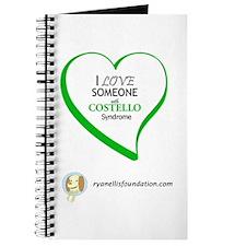Unique Costello Journal