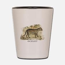 Ocelot Shot Glass
