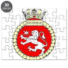 HMS Enterprise Puzzle