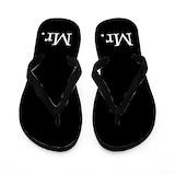 Mr mrs Flip Flops