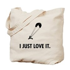Kite Buggying Tote Bag