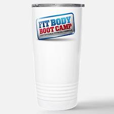 SLP Fit Body Boot Camp Travel Mug