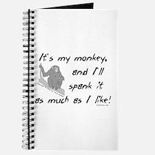 My Monkey. Journal