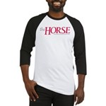 The Horse Baseball Jersey