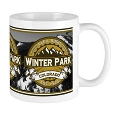 Winter Park Tan Mug