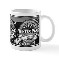 Winter Park Grey Mug