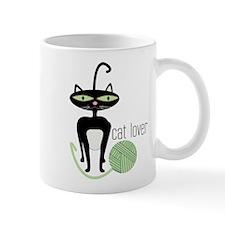 Cat Lover Yarn Mug