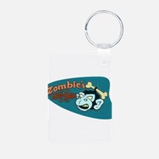 ZOMBIES SPEED SHOP Keychains