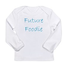 Future Foodie Long Sleeve Infant T-Shirt