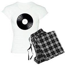 Black vinyl record - Pajamas