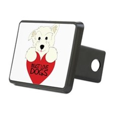 Must Love Dogs Hitch Cover