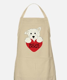 Must Love Dogs Apron