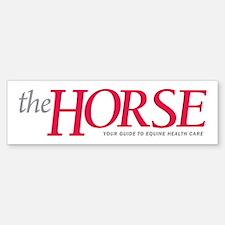 The Horse Bumper Bumper Sticker