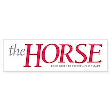 The Horse Bumper Sticker