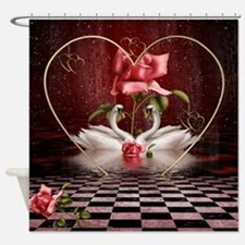 Passion Fantasy Shower Curtain