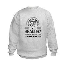 Winter Fox Dog T-Shirt