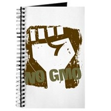 NO GMO Fist Journal