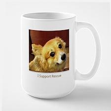 Support Rescue Large Mug