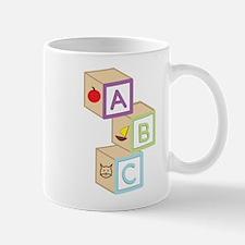 Baby Blocks Mug