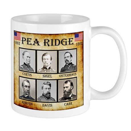 Pea Ridge - Union Mug