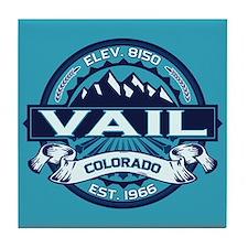 Vail Ice Tile Coaster