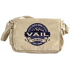 Vail Midnight Messenger Bag