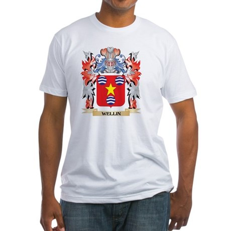 Wellin Coat of Arms - Family Crest T-Shirt