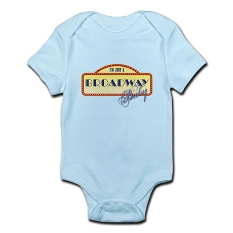 Broadway Baby Infant Bodysuit