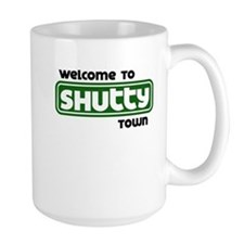 shutty_town_new Mugs