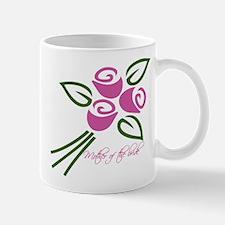 Mother of Bride Roses Mug