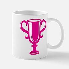 Pink Trophy Mug