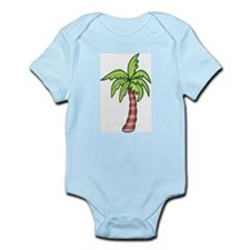 Palm Tree Infant Bodysuit