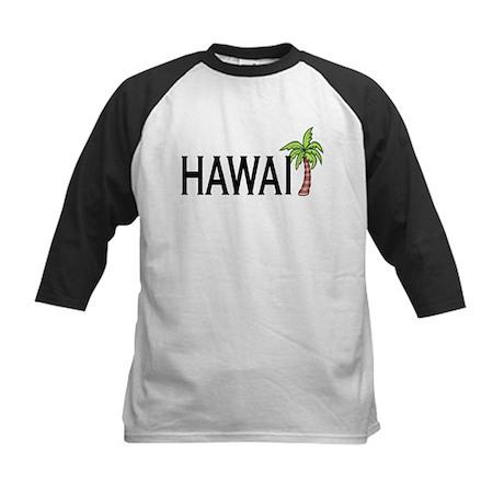 Hawaii Kids Baseball Jersey