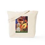 Angel3-Cocker 1 Tote Bag