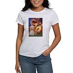 Angel3-Cocker 1 Women's T-Shirt