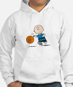 Basketballer Brown Jumper Hoody