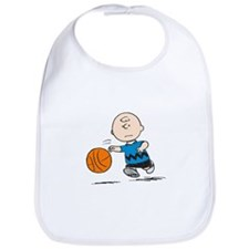 Basketballer Brown Bib