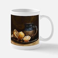Blood Orange Still Life with Mug Mug