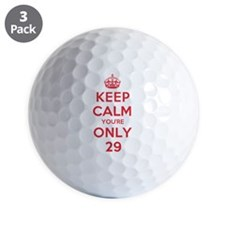 K C Youre Only 29 Golf Ball
