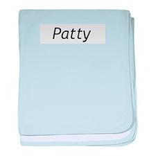 Patty baby blanket